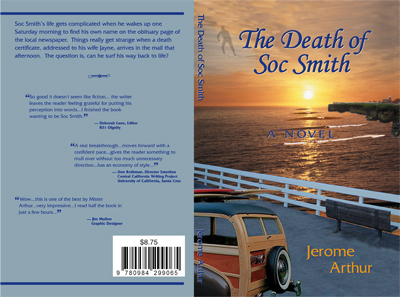 The Death of Soc Smith Cover
