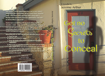 Got no Secrets to Reveal book cover