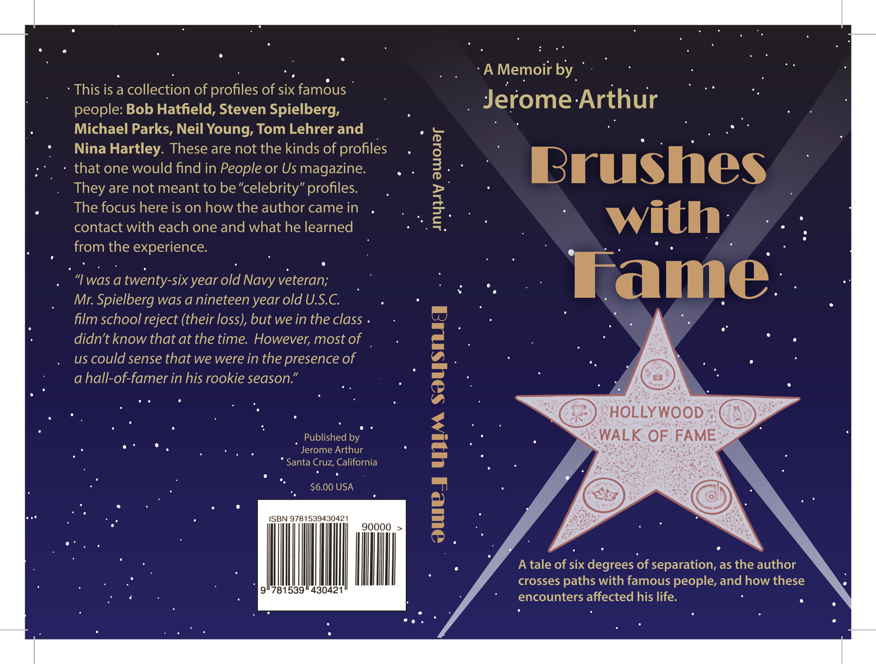 Brushes with Fame Cover Art