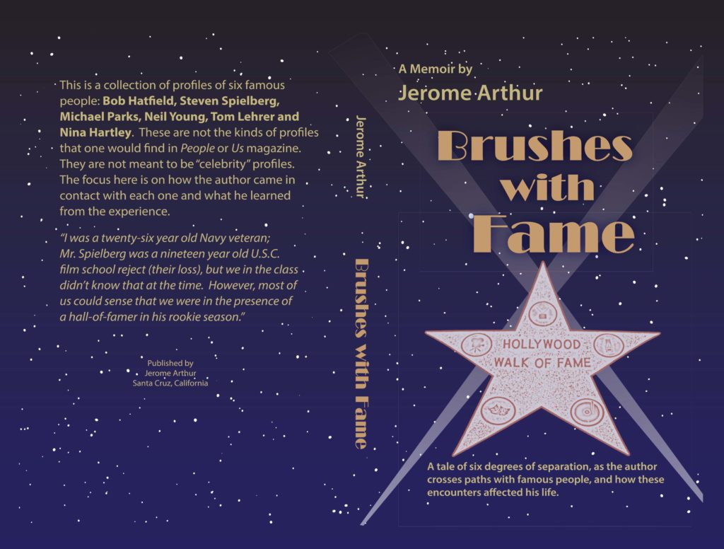 Brushes with Fame Cover