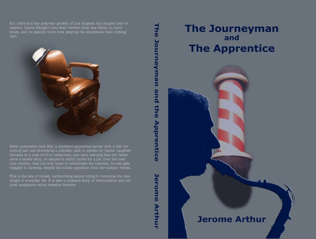 The Journeyman and the Apprentice Cover